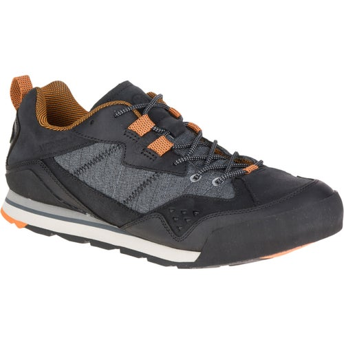Merrell Burnt Rock Shoes - Black