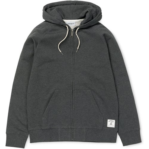 Carhartt Holbrook LT Hoody - Black Heather