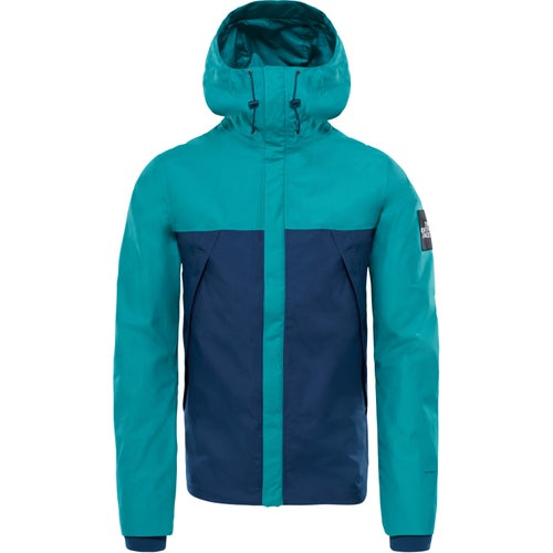 North Face Capsule 1990 Mountain Jacket - Blue Wing Teal Porcelain Green