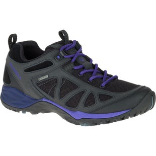Merrell Siren Sport Q2 GTX Ladies Hiking Shoes - Black Liberty