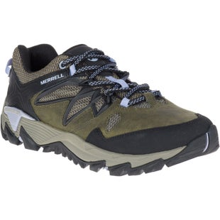 Merrell All Out Blaze 2 Ladies Hiking Shoes - Dark Olive