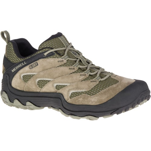 Merrell Chameleon 7 Limit WTPF Hiking Shoes - Dusty Olive