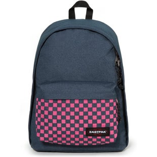 Eastpak Out Of Office Backpack - Pink Weave