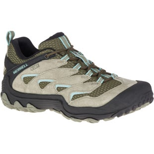 Merrell Chameleon 7 Limit WTPF Ladies Hiking Shoes - Dusty Olive