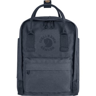 Fjallraven Re Kanken Mini Backpack - Slate