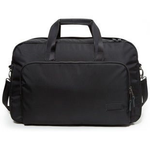 Eastpak Dokit Duffle Bag - Constructed Black