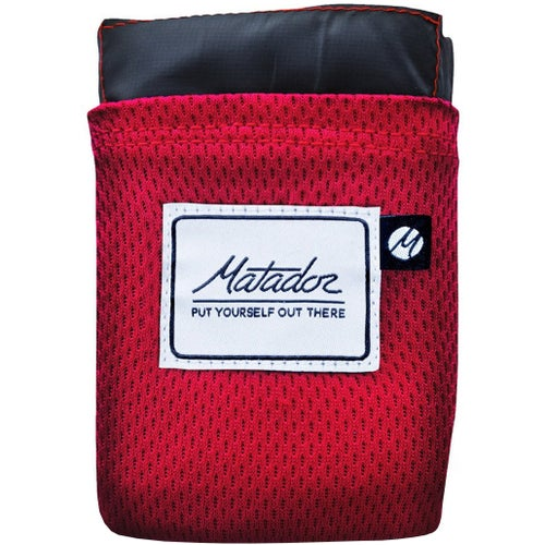Matador 2.0 Pocket Blanket - Red