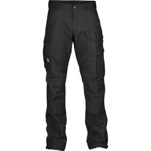 Fjallraven Vidda Pro Long Leg Walking Pants - Black Black