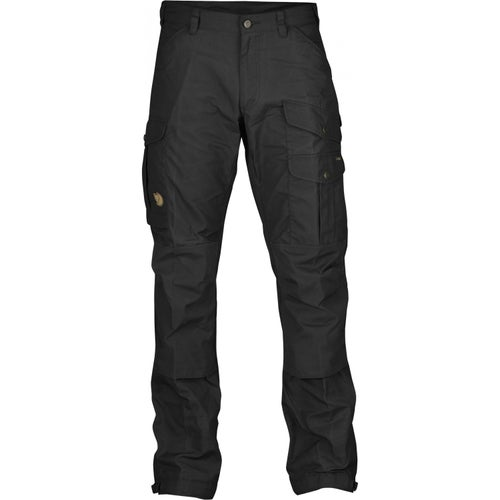 Fjallraven Vidda Pro Long Leg Walking Pants - Black