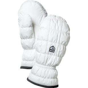 Hestra Moon Ladies Mittens - White