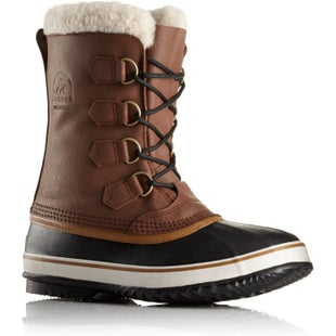 Sorel 1964 Pac T Faux Fur Boots - Hickory Black