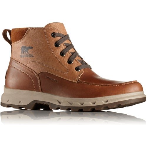 Sorel Portzman Moc Toe Boots - Elk Ancient Forest