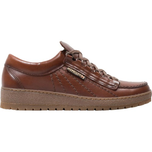 Mephisto Rainbow Heritage 4778 Shoes - Chesnut