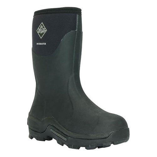 Muck Boots Muckmaster Mid Wellies - Black