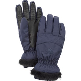 Hestra Primaloft Winter Forest Ladies Gloves - Navy