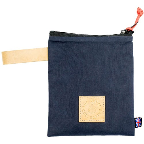 The Level Collective Peaks Utility Pack Washbag - Navy