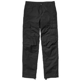 Carhartt Regular Cargo Pants - Black