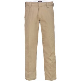 Dickies 873 Slim Straight Work Pants - Khaki