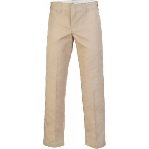 Dickies Slim Straight Work Pants - Khaki