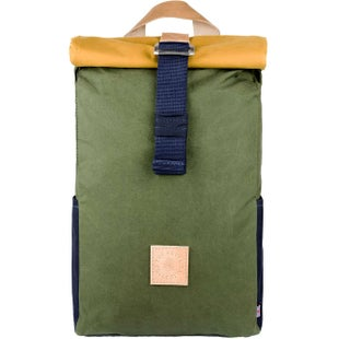 The Level Collective Winnats Roll Top Backpack - Wild One