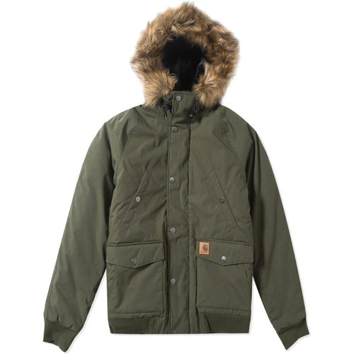Carhartt Trapper Jacket - Cypress Black