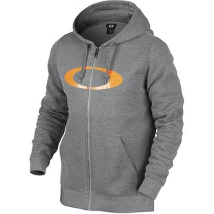 Oakley DWR Ellipse Hoody - Athletic Heather Grey