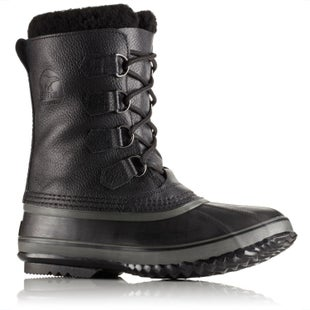 Sorel 1964 Pac T Faux Fur Boots - Black