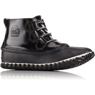 Sorel Out N About Rain Ladies Boots - Black