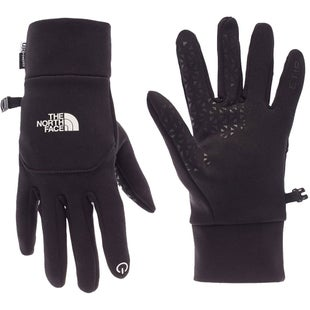 North Face Etip Reflective Gloves - TNF Black