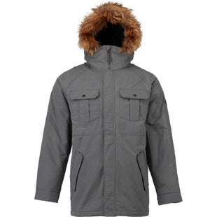 Burton Landgrove Jacket - Faded
