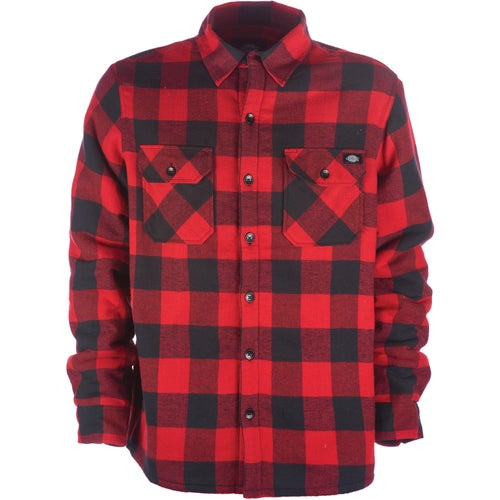 Dickies Lansdale Shirt - Red
