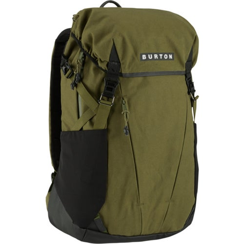 Burton Spruce Backpack - Olive Cotton Cordura