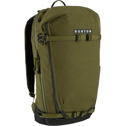 Burton Gorge Backpack - Olive Cotton Cordura