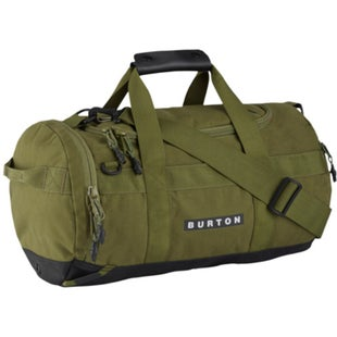 Burton Backhill X Small 25L Duffle Bag - Olive Cotton Cordura