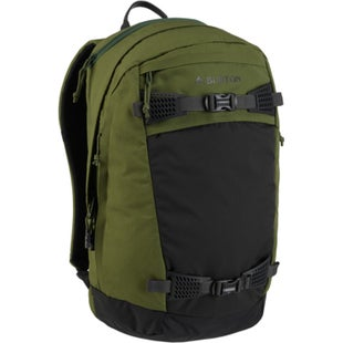 Burton Dayhiker Pro 28L Backpack - Rifle Green Ripstop