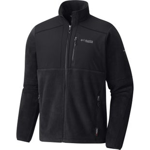 Columbia Titan Frost Fleece - Black