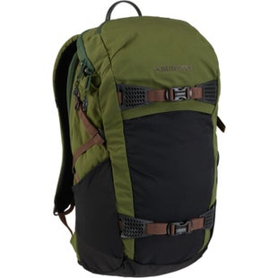 Burton Dayhiker 31L Snowboard Backpack - Rifle Green Ripstop