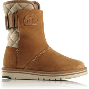 Sorel Newbie Short Ladies Boots - Elk British Tan
