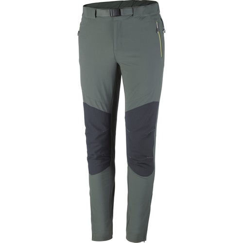 Columbia Titan Trail Reg Leg Walking Pants - Gravel Black