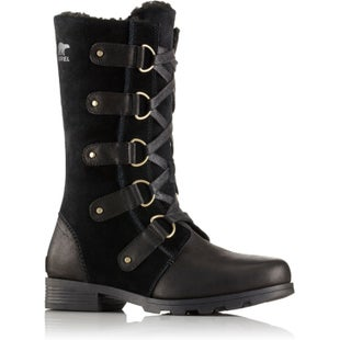 Sorel Emelie Lace Ladies Boots - Black