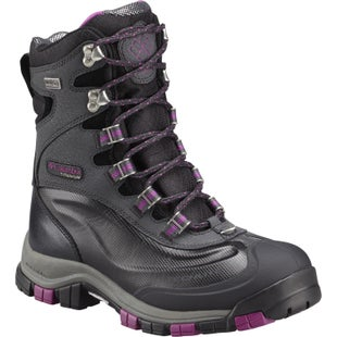 Columbia Bugaboot Plus Titanium Omni Heat Outdry Ladies Boots - Black Intense