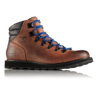 Sorel Madson Hiker Waterproof Boots - Elk Black