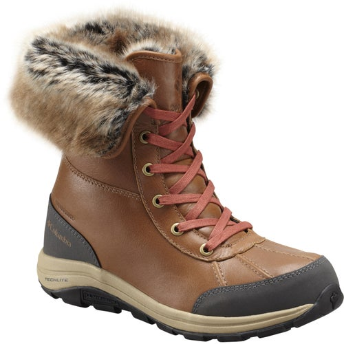 Columbia Bangor OmniHeat Ladies Boots - Elk Rusty