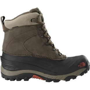 North Face Chilkat III Boots - Mudpack Brown