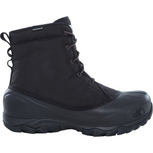 North Face Tsumoru Boots - TNF Black Dark Shadow Greey