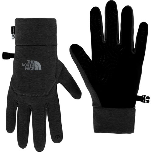 North Face Etip Hardface Ladies Gloves - TNF Black Heather Print