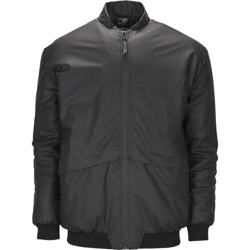 Rains B15 Bomber Jacket - Black