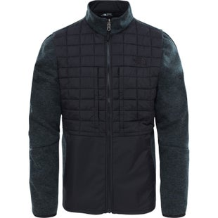 North Face Trunorth Thermoball Jacket - TNF Black Heather