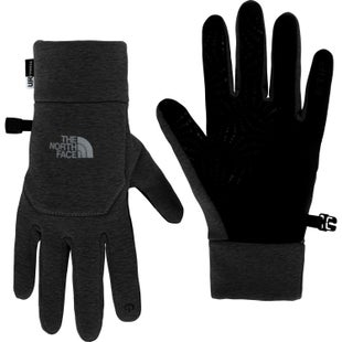 North Face Etip Hardface Gloves - TNF Black Heather Print