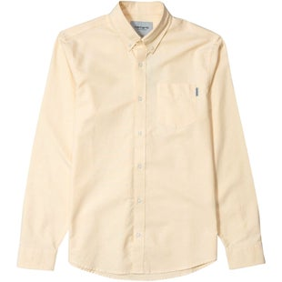 Carhartt Button Down Shirt - Ibiza